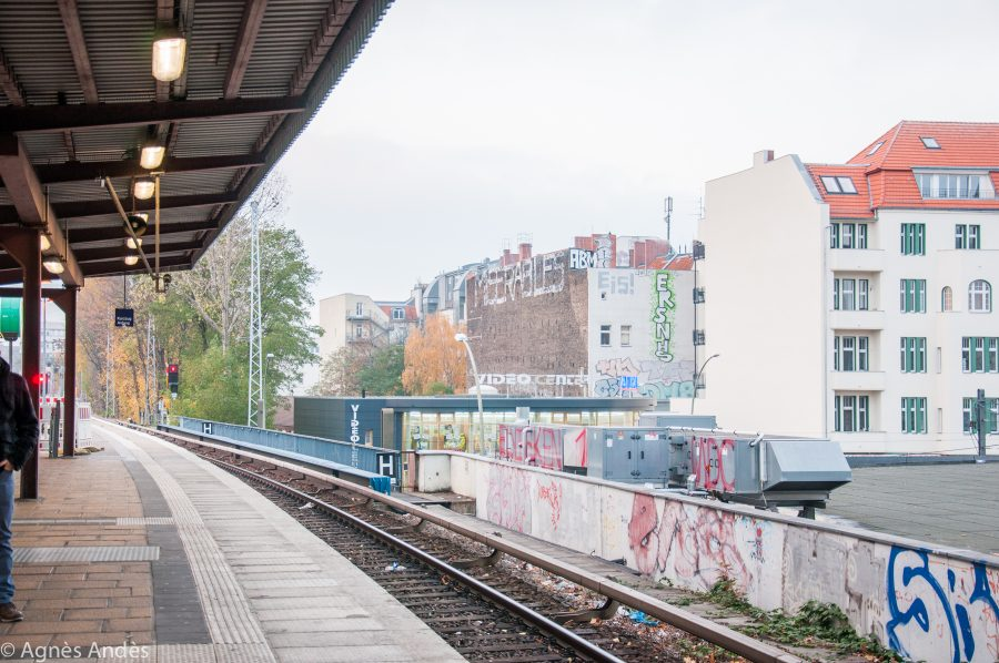 Greifswalder Straße S-Bahn
